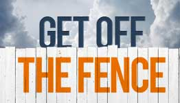 Get Off The Fence: Choosing to Fellowship